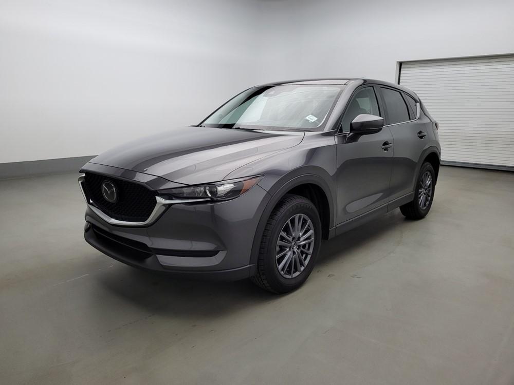 Used 2019 Mazda CX-5 Driver Front Bumper