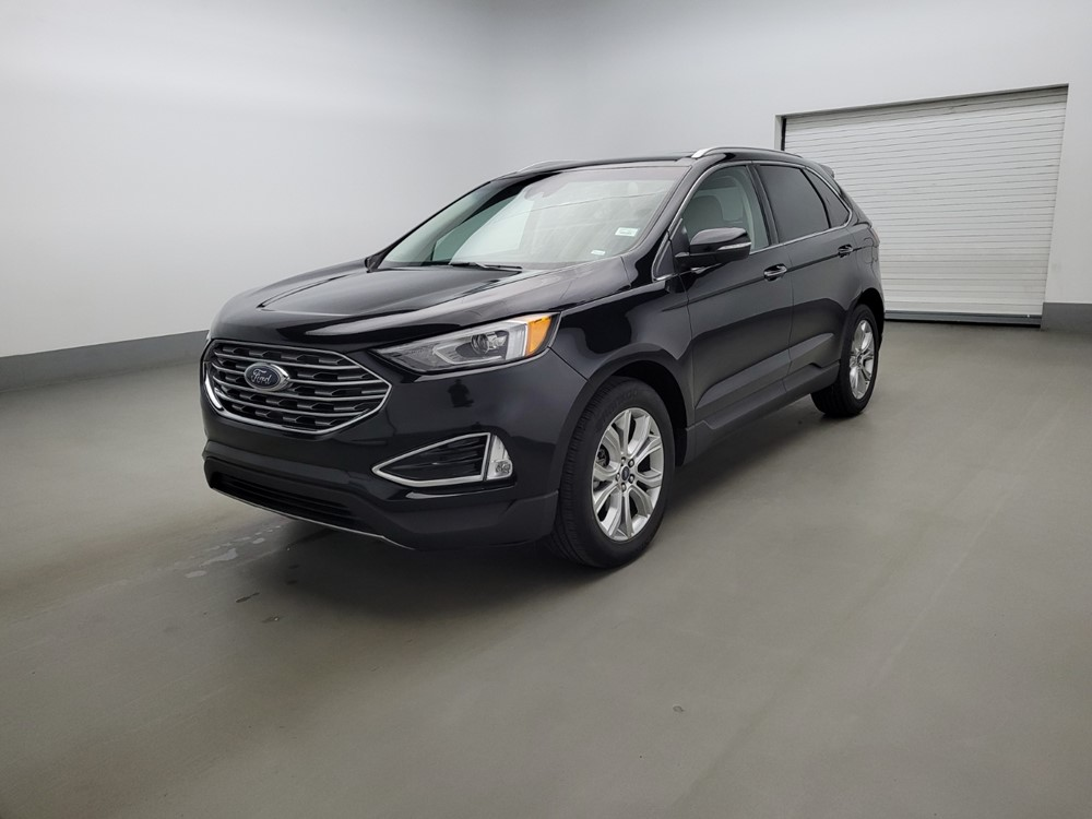 Used 2019 Ford Edge Driver Front Bumper