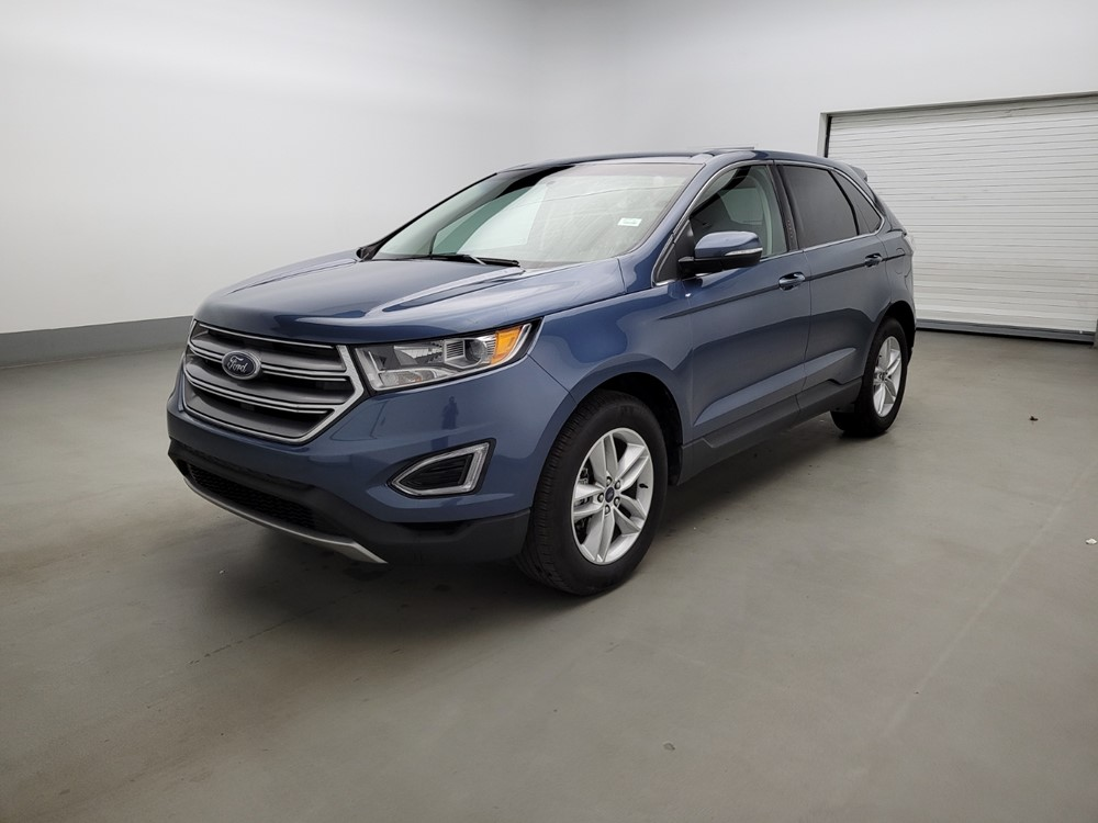 Used 2018 Ford Edge Driver Front Bumper