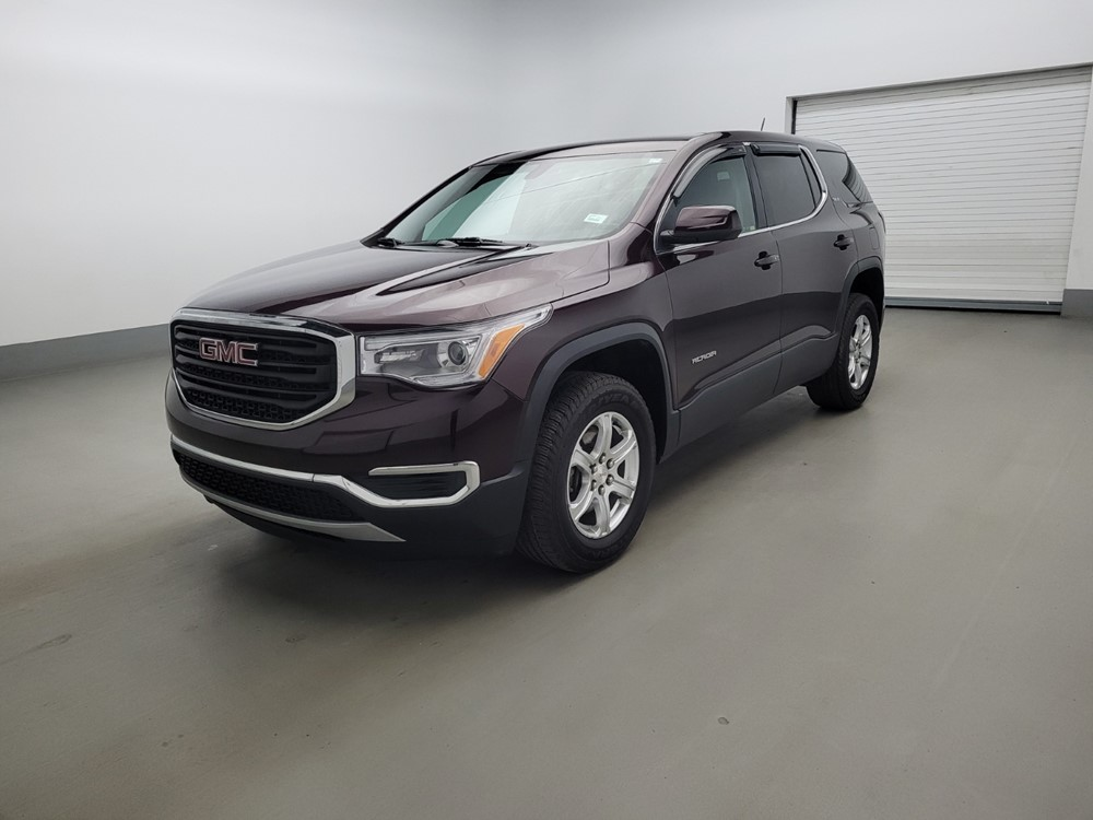 Used 2018 GMC Acadia Driver Front Bumper