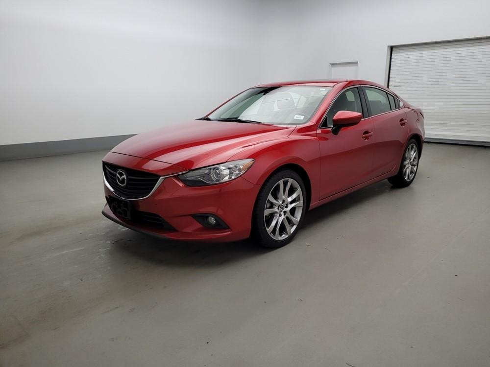 Used 2014 Mazda Mazda6 Driver Front Bumper