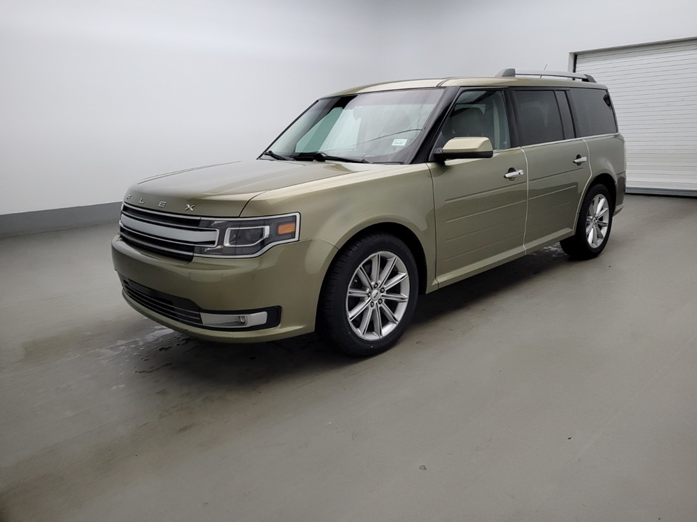 Used 2013 Ford Flex Driver Front Bumper