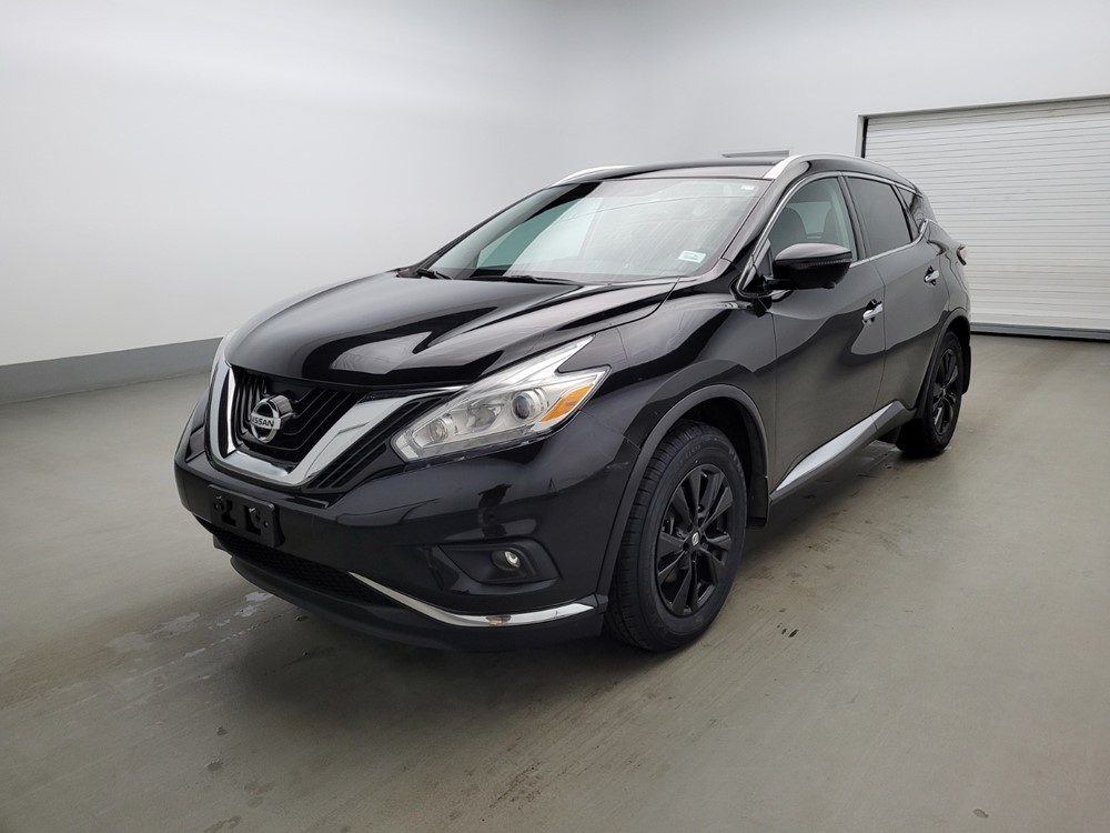 Used 2017 Nissan Murano Driver Front Bumper