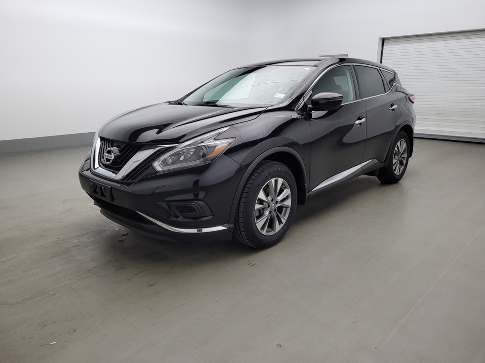 Used 2018 Nissan Murano Driver Front Bumper