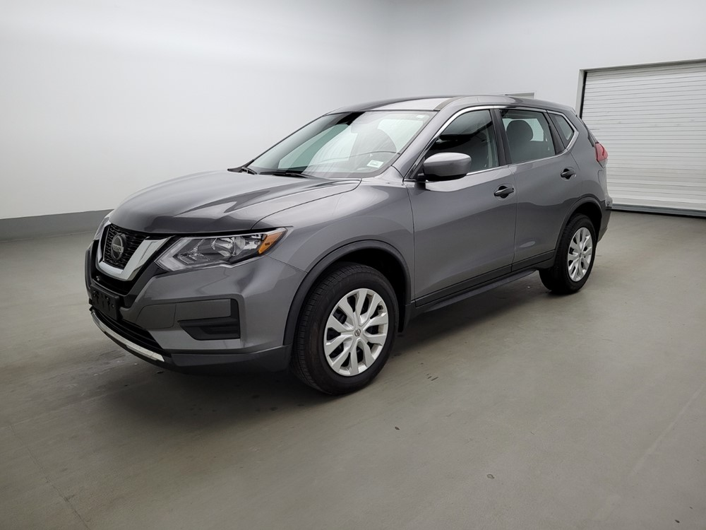 Used 2018 Nissan Rogue Driver Front Bumper