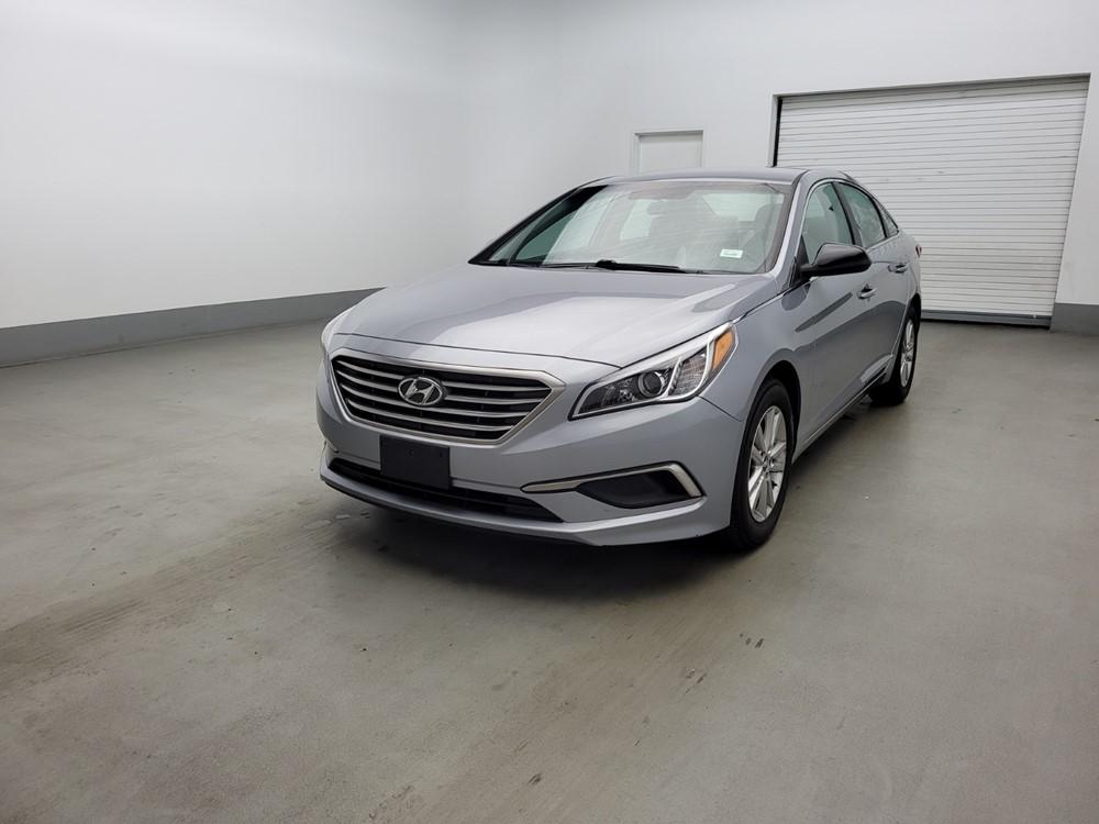 Used 2017 Hyundai Sonata Driver Front Bumper