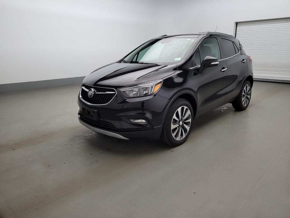 Used 2017 Buick Encore Driver Front Bumper