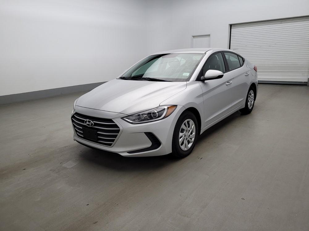 Used 2018 Hyundai Elantra Driver Front Bumper
