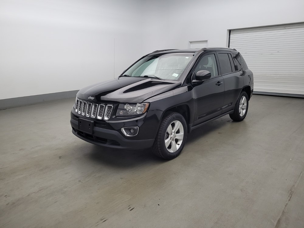 Used 2015 Jeep Compass Driver Front Bumper