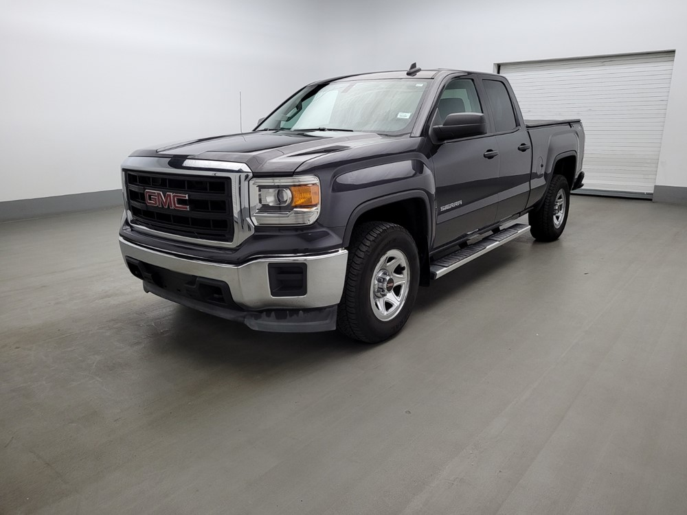 Used 2015 GMC Sierra 1500 Driver Front Bumper