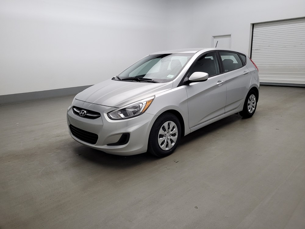 Used 2016 Hyundai Accent Driver Front Bumper