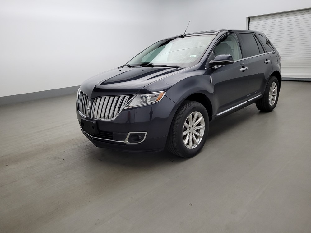 Used 2013 Lincoln MKX Driver Front Bumper