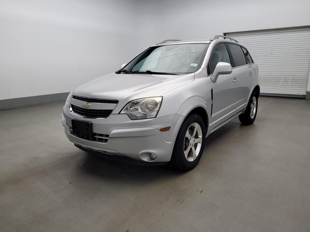Used 2013 Chevrolet Captiva Driver Front Bumper