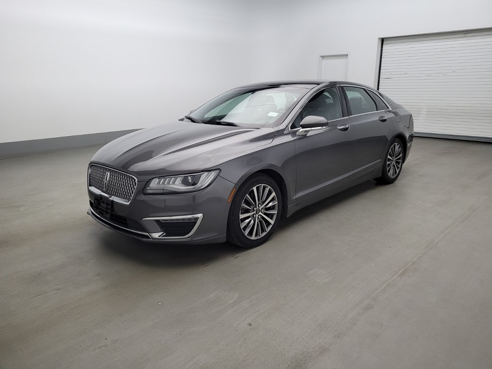 Used 2017 Lincoln MKZ Driver Front Bumper