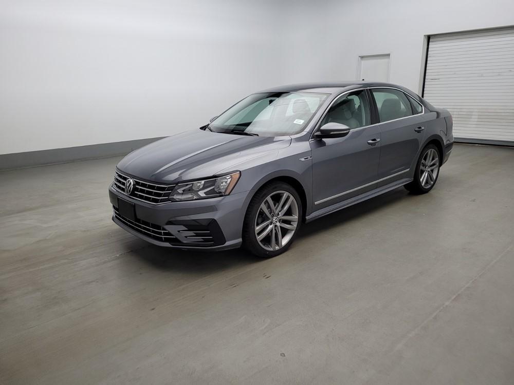 Used 2017 Volkswagen Passat Driver Front Bumper