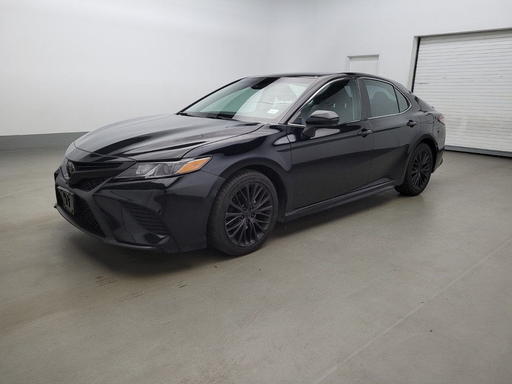 Used 2018 Toyota Camry Driver Front Bumper
