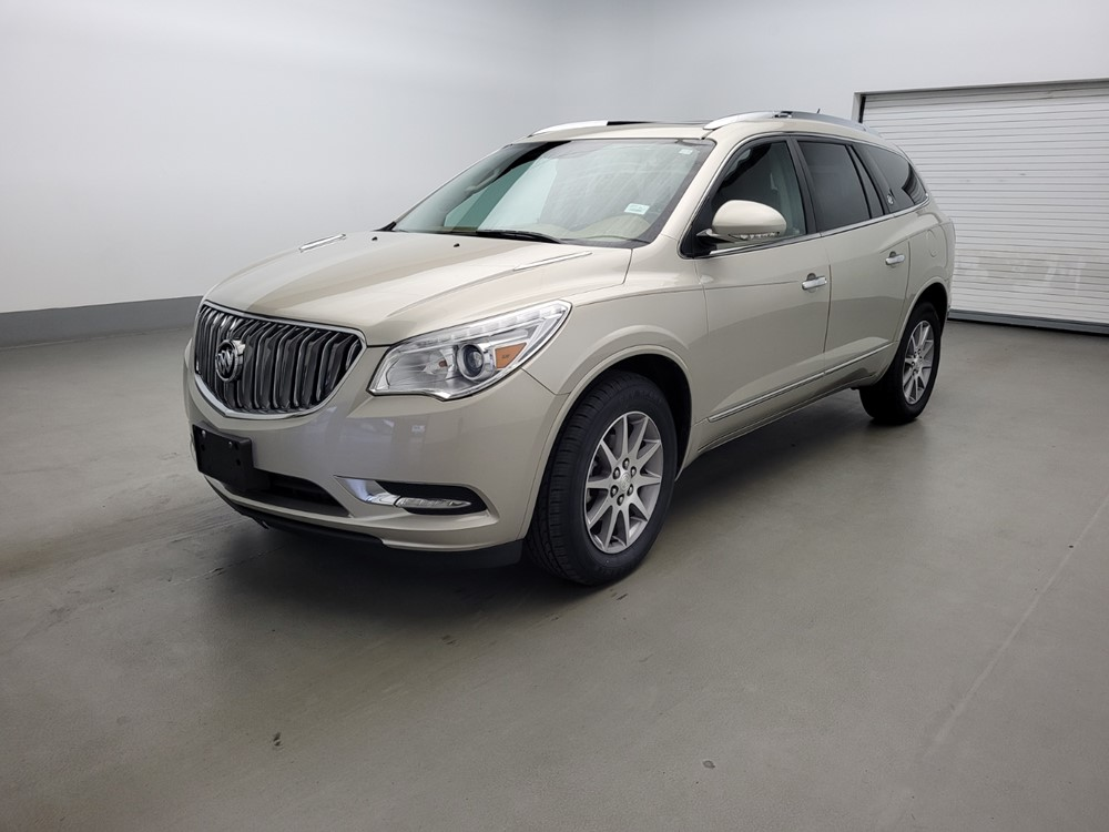 Used 2016 Buick Enclave Driver Front Bumper