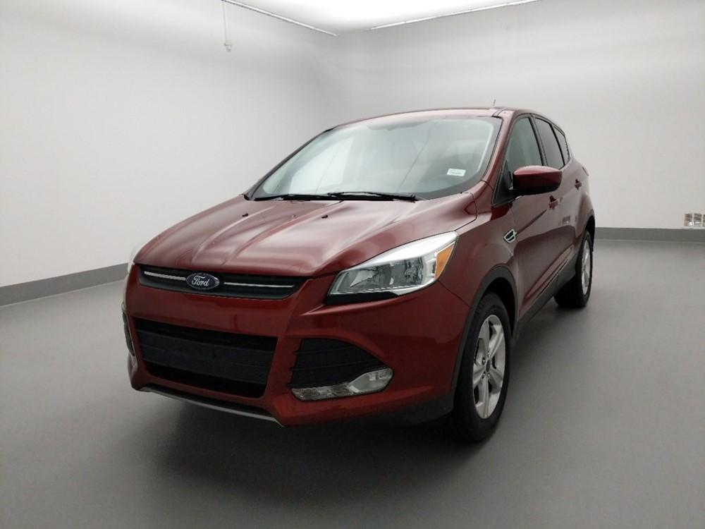 Used 2016 Ford Escape Driver Front Bumper