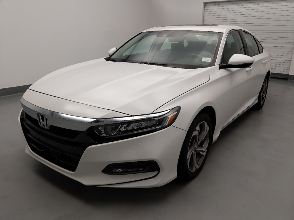 Used 2018 Honda Accord Driver Front Bumper