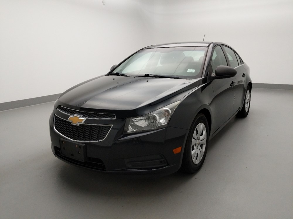 Used 2012 Chevrolet Cruze Driver Front Bumper