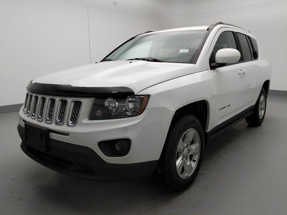 Used 2016 Jeep Compass Driver Front Bumper