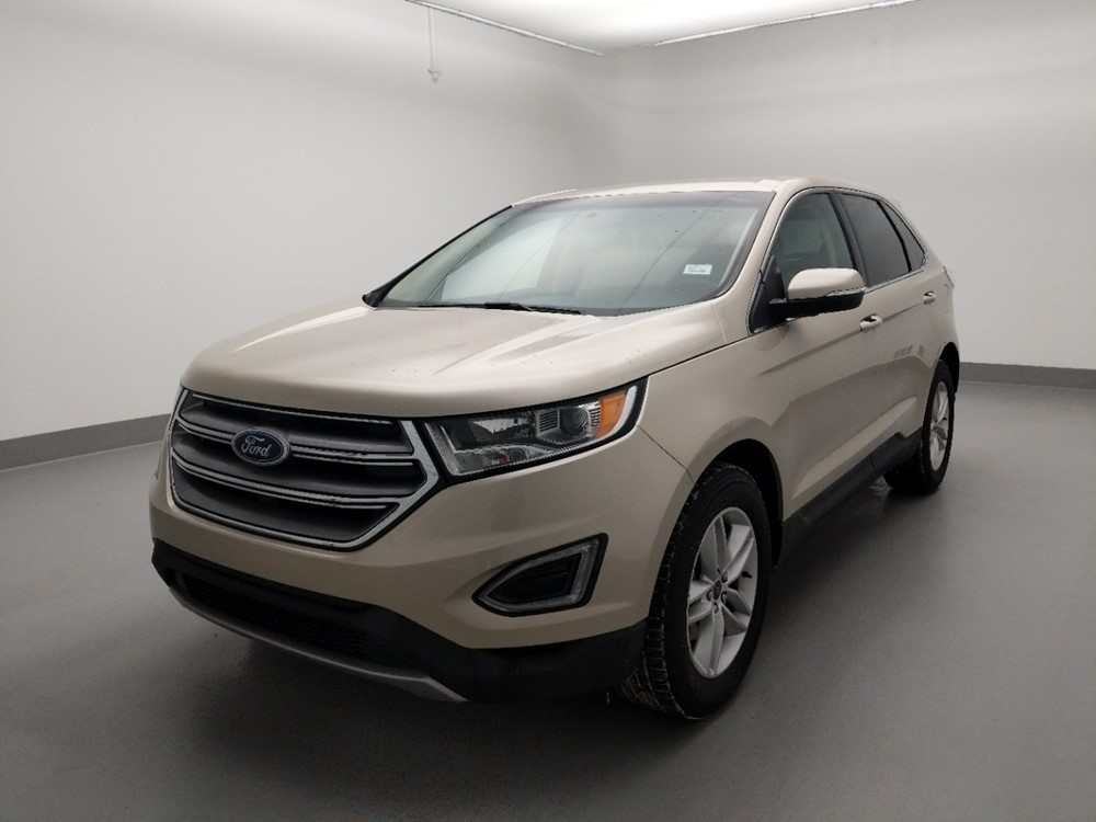 Used 2017 Ford Edge Driver Front Bumper