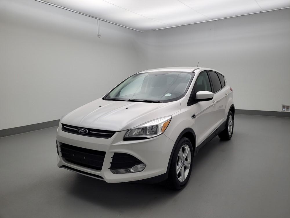 Used 2014 Ford Escape Driver Front Bumper