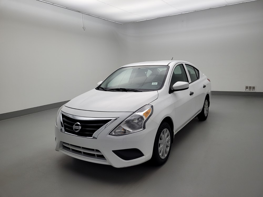 Used 2018 Nissan Versa Driver Front Bumper