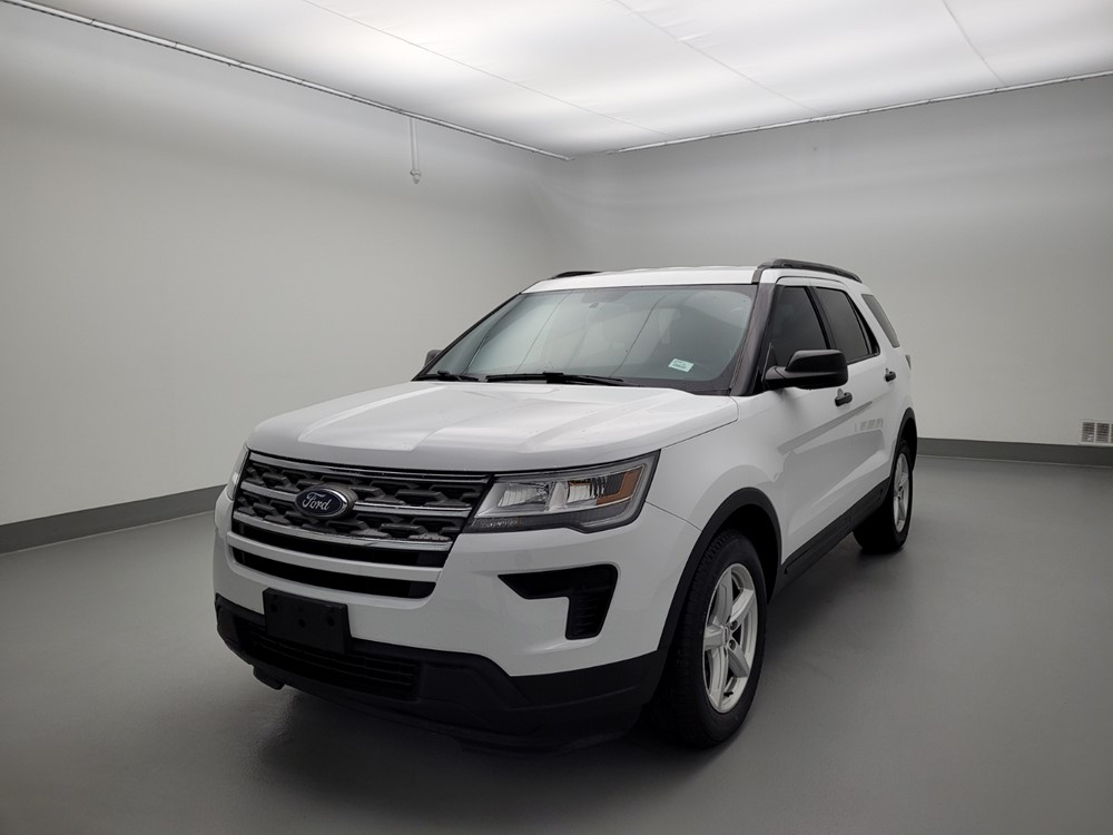 Used 2019 Ford Explorer Driver Front Bumper