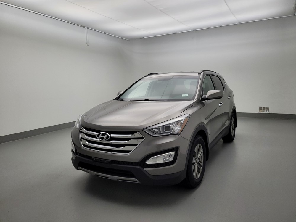 Used 2014 Hyundai Santa Fe Driver Front Bumper