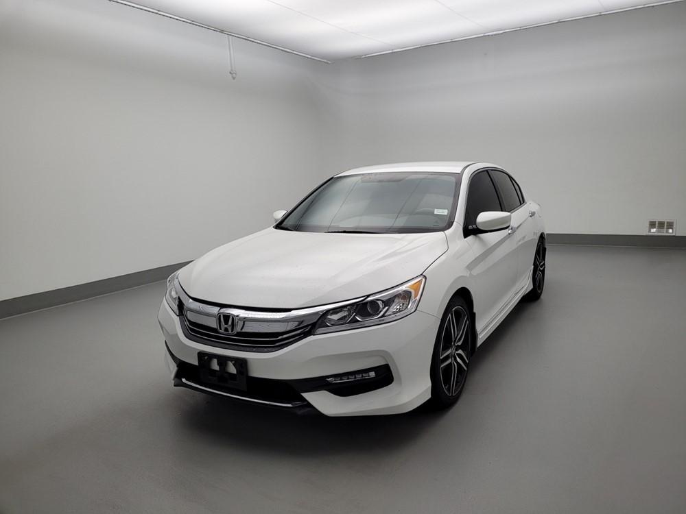 Used 2017 Honda Accord Driver Front Bumper