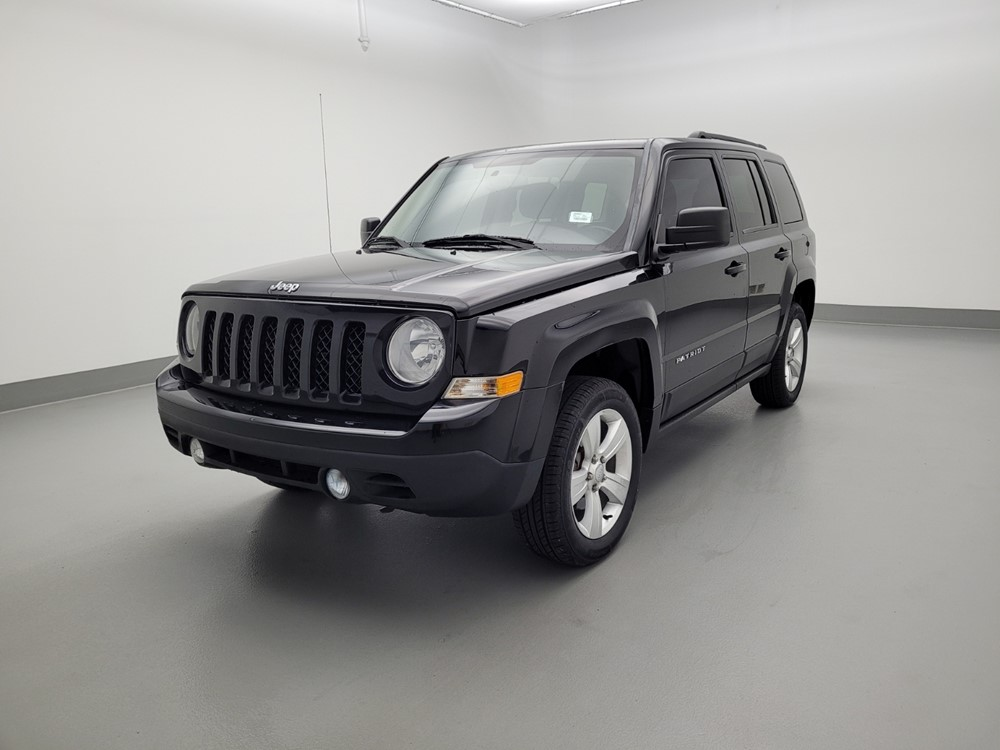 Used 2012 Jeep Patriot Driver Front Bumper