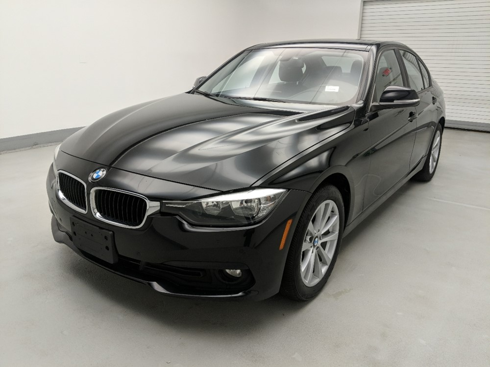 Used 2016 BMW 320i Driver Front Bumper
