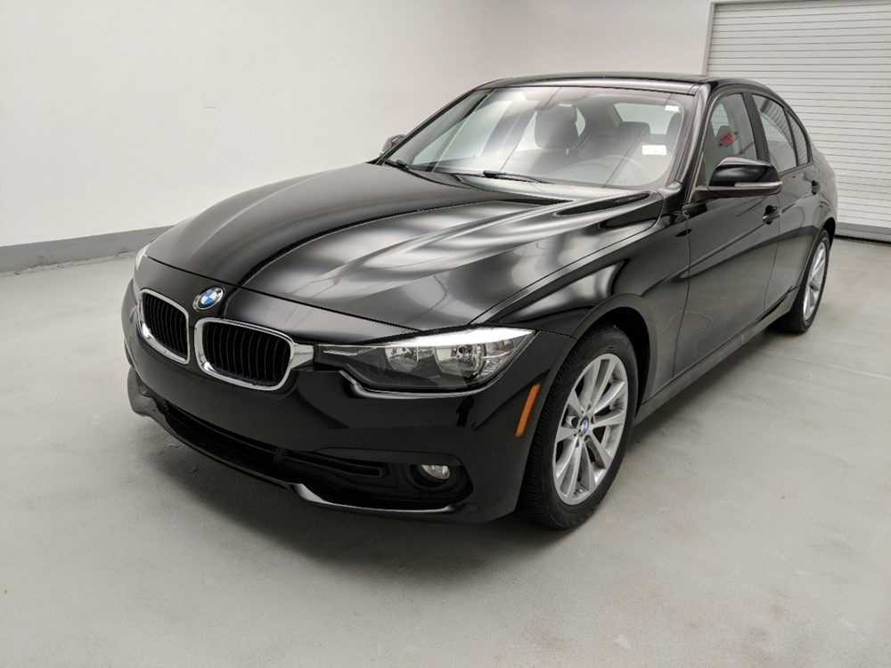 Used 2017 BMW 320i Driver Front Bumper