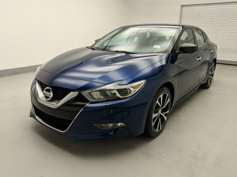 Used 2016 Nissan Maxima Driver Front Bumper