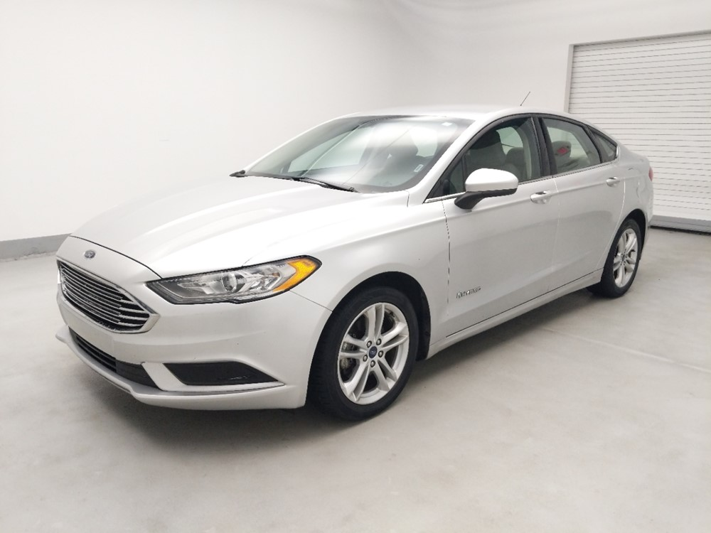 Used 2018 Ford Fusion Driver Front Bumper