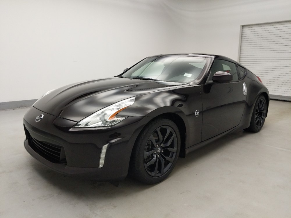 Used 2016 Nissan 370Z Driver Front Bumper