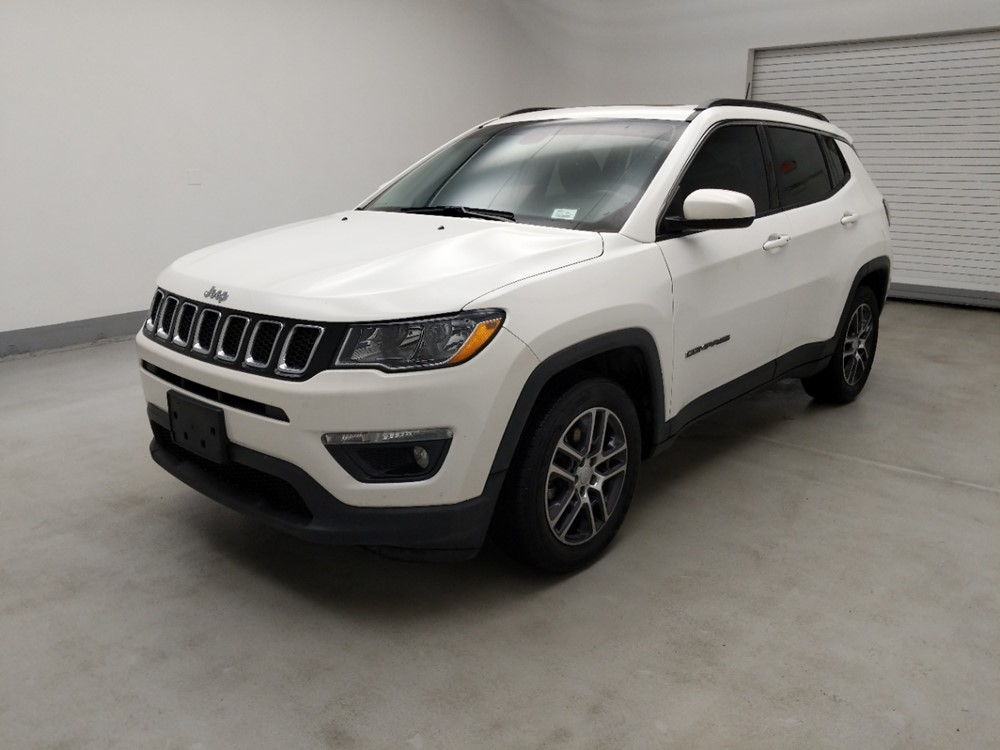 Used 2019 Jeep Compass Driver Front Bumper