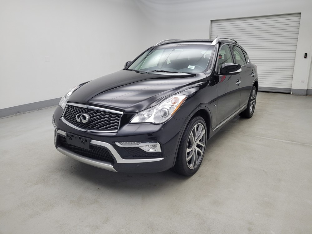 Used 2017 INFINITI QX50 Driver Front Bumper