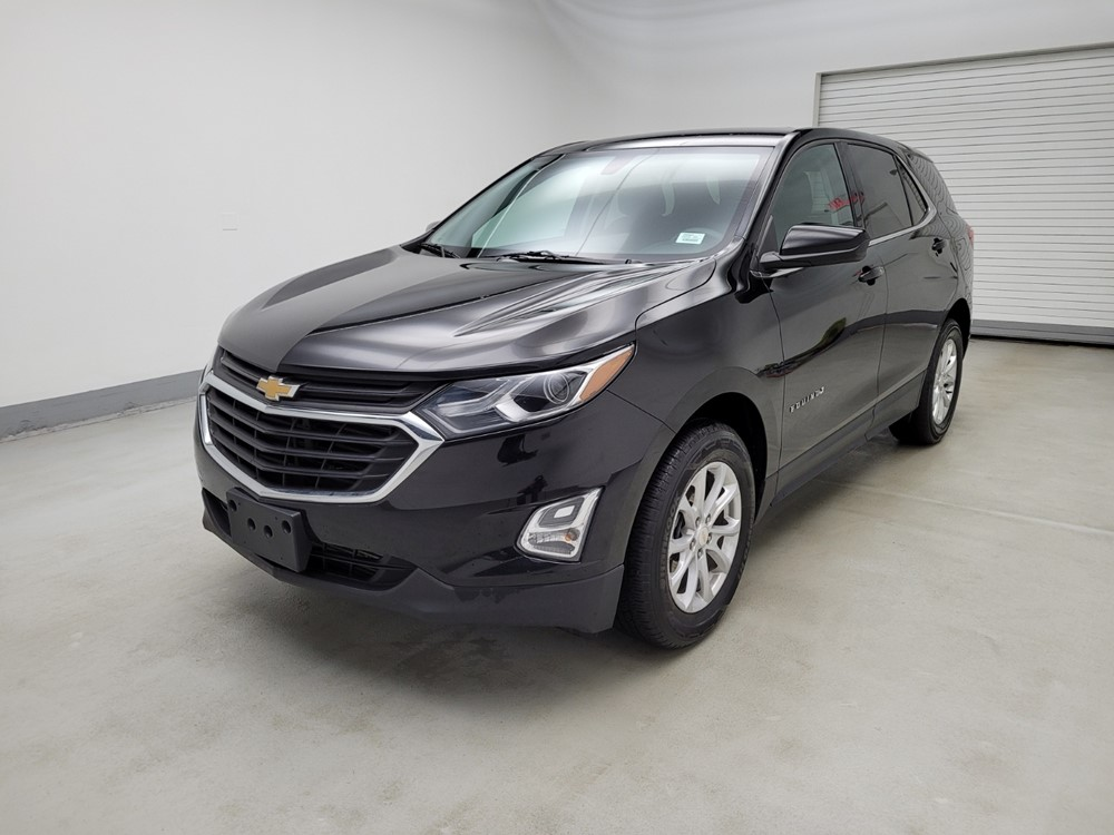 Used 2019 Chevrolet Equinox Driver Front Bumper
