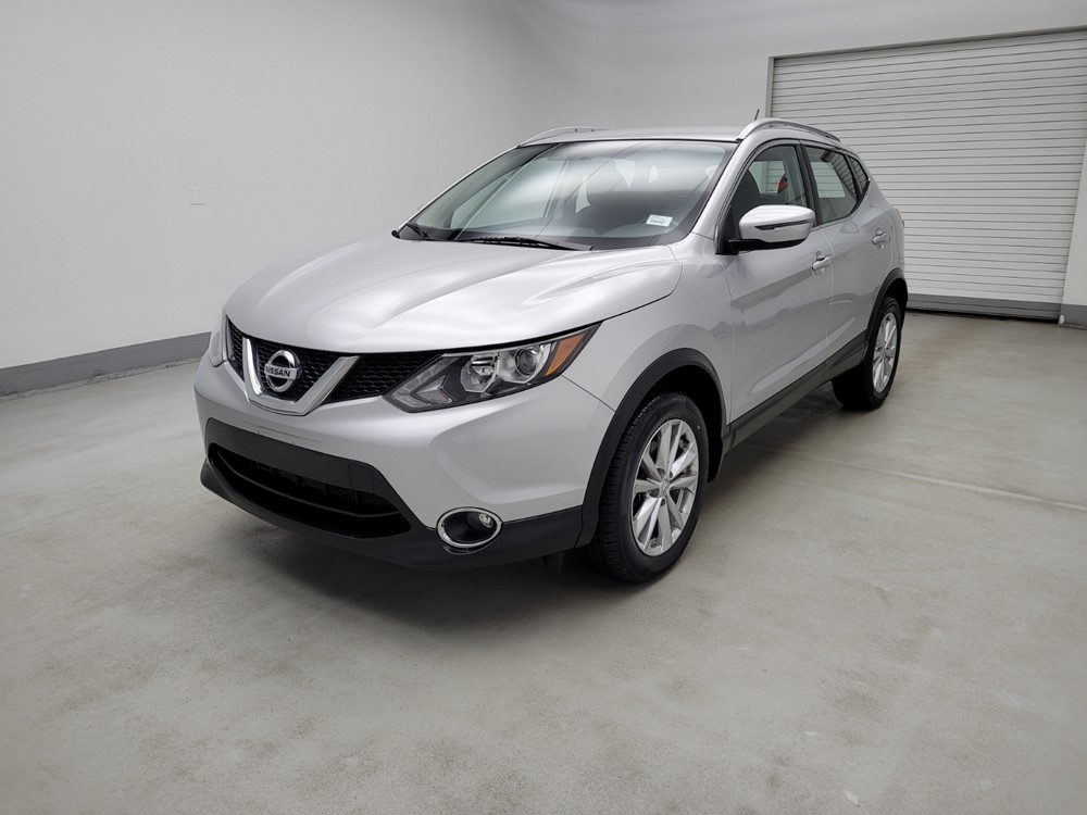 Used 2017 Nissan Rogue Sport Driver Front Bumper