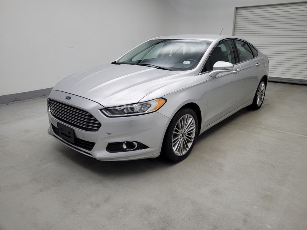 Used 2013 Ford Fusion Driver Front Bumper