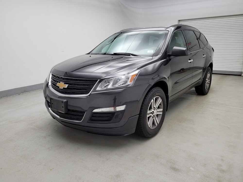 Used 2017 Chevrolet Traverse Driver Front Bumper