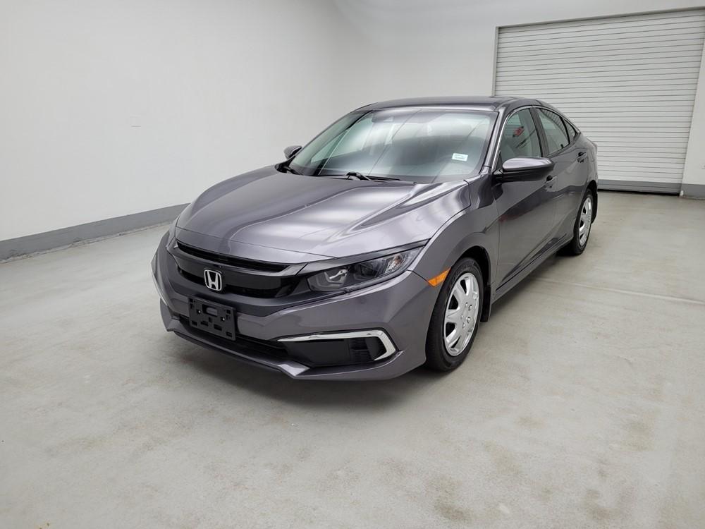 Used 2019 Honda Civic Driver Front Bumper