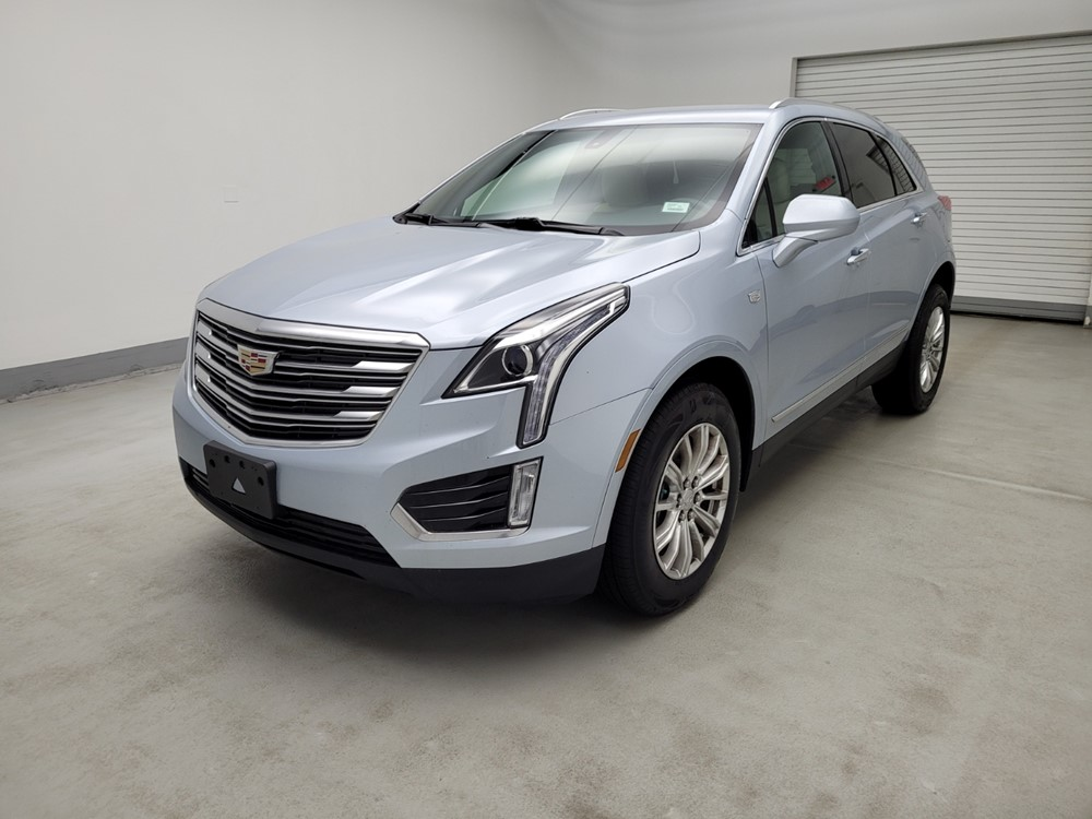 Used 2017 Cadillac XT5 Driver Front Bumper